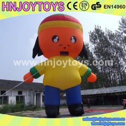 Advertising inflatable boy, giant inflatable figures