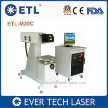 Laser Wood Carving Machine 20w Factory Price with CE FDA Certification