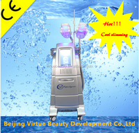 Convenience weight loss Cellulite freeze slimming machine
