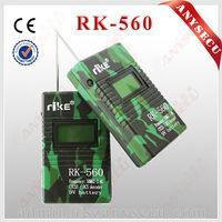 small size walkie talkie RK560 lightweight Frequency Meter