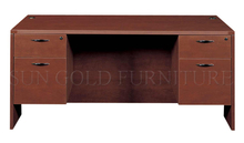 Simple melamine wooden tabie, Cheap student house computer desk (SZ-OD351)
