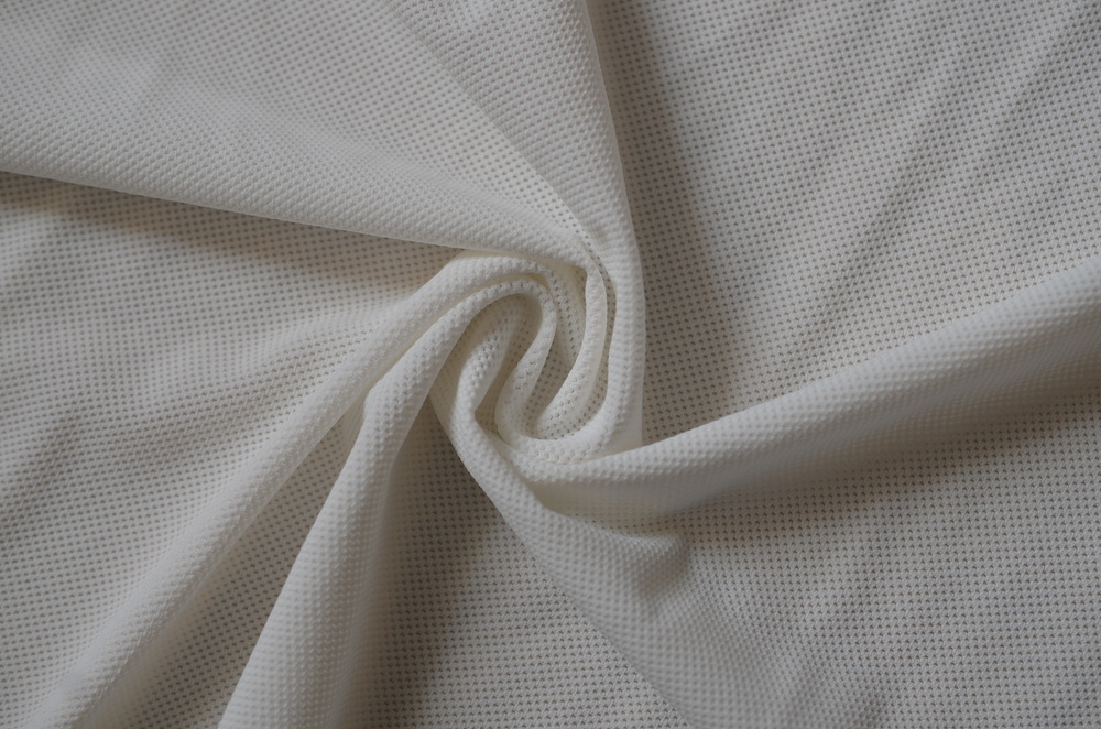 Good color fastness 32S combed knit cotton fabric