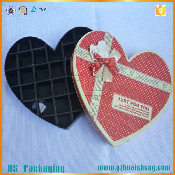 Guangzou fábrica barato moda candy box caixa de presente na venda