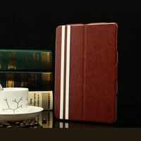 PU Leather Smart Case Skin Foldable Cover Stand for iPad Mini
