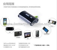 dual usb 5800mAh li-ion rechargeable universal battery pack for mobile phones for laptops for cameras etc.