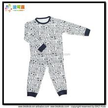 BKD 21015 organic cotton little child pyjamas