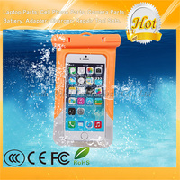 5.8 Inch Universal Waterproof Pouch Bag for iPhone 5S 6 6S 6 Plus for Samsung S6 S5 S4 Cell Phone
