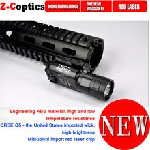 2015 Year Hot Need JG-2A 500 Lumen Tactical Light LED handgun or long gun weapon light