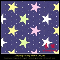 100% polyester home textile printing fabric dubai importers