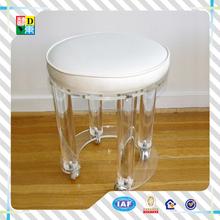 2015 Modern design of acrylic shower bench from shenzhen