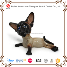 2105 hand made resin cat figurines