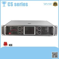 CS series professional active stage speaker,line array sale,amplifiers