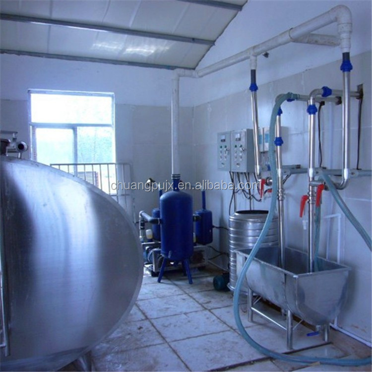 Milking equipment milking parlour system for farm cow for Parlour equipment