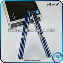 """2013 hottest & newest """"eGo W"""",Pen style accept paypal factroy price $12.5 and electric cig ego-w atomizer e-cigar ce4/ce5/ego w"""