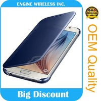 new products 2015 leather case for samsung galaxy as3 mini genuine