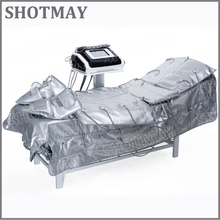 shotmay STM-8032B facial lymphatic drainage presotherapy pressure therapy with passive exercise made in China