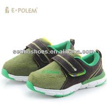 Venta caliente niños zapatos personalizados luminosos casuales