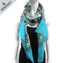 Wholesale high quality fashion latest style scarf hijab