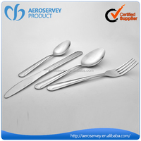 2015 Wholesale stainless steel fork spoon royal stainless steel cutlery set