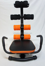 TOTAL Trainer sit up machine waist ab fitness home gym as seen on tv
