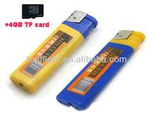 4GB Mini USB Lighter Camcorder DVR Hidden Camera