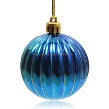 cheap fashionable wholesale shatterproof christmas ball ornaments