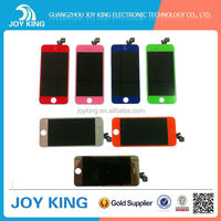Colorful lcd for iphone 5s replacement digitizer lcd touch screen complete for iphone 5