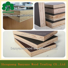 black film faced plywood price/waterproof shuttering plywood/construction material