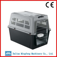 Eco-friendly high quality plastic case house for pet travel