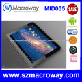 android tablet con Subasta Quard-core 1G/8G WIFI HDMI 3G