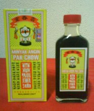 Medicated Pak Chow Oil/Herbal Oil