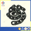G80 ALLOY BLACK PAINTED STEEL CHAIN