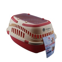 Best Price Plastic Travel Pet Carrier Dog Carrier Cat Carrier