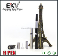 enjoy real smoke,dry herbs/wax vaporizer pen e cigs from China supplier hot knife