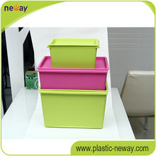 bright color best selling multipurpose PP Eco-Friendly clothing storage case