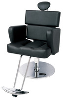 beauty comfort stable haircutting decorative style chair for salon