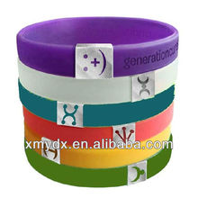 Hot sale Wholesale Business/ Promotion/ Party/Sports/ Gift/ Holiday/ Wedding cheap custom silicon wristbands
