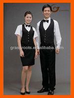 2013 New Style Western Restaurant Hotel Uniform