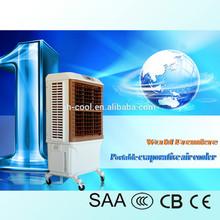 China , nuevo refrigerador de aire evaporativo agua enfriador de aire acondicionado con CE CB SAA