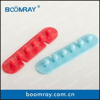 2014 New Style universal Plastic silicone mobile phone holder