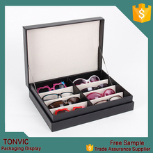 Wholesale sunglass display case made in china