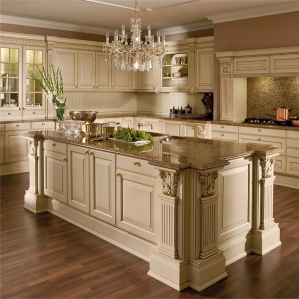 Modern solid wood kitchen cabinets luxury kitchen cabinets design buy luxury kitchen cabinets - Luxury kitchen cabinets ...