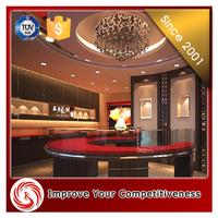 High end jewelry shop interior design/ shop interior design for sale