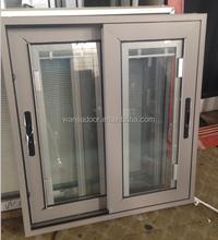China Manufacture Double Glazed Sliding Aluminium Window