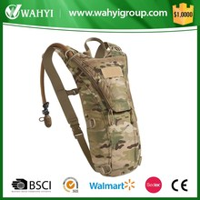 2015 External Frame,Sports bag military solar panel backpack Type and Hiking Use solar panel backpack