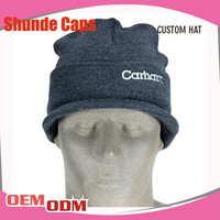 Knitted Banie Hat Headphones Decorate Beanie Hat Waterproof Beanie Hat