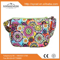 RE074 Best Seller fashion new style floral hand bag women