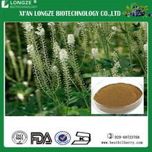 100% Natural Black Cohosh Extract Actein Cimicifugoside Free sample