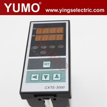 CXTE 3000 Series 96*48 J type relay Temperature Controllers SSR output 220V digital heat lamp temperature control