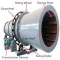 China , eficiente minera secador rotatorio / secador de tambor rotatorio con energía ahorrado